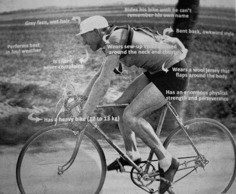 3f3b11fad Today a Flandrien is a cyclist with an unprecedented attack instinct. A  cyclist who rides through all weathertypes