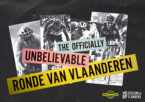 The Officially Unbelievable Ronde van Vlaanderen