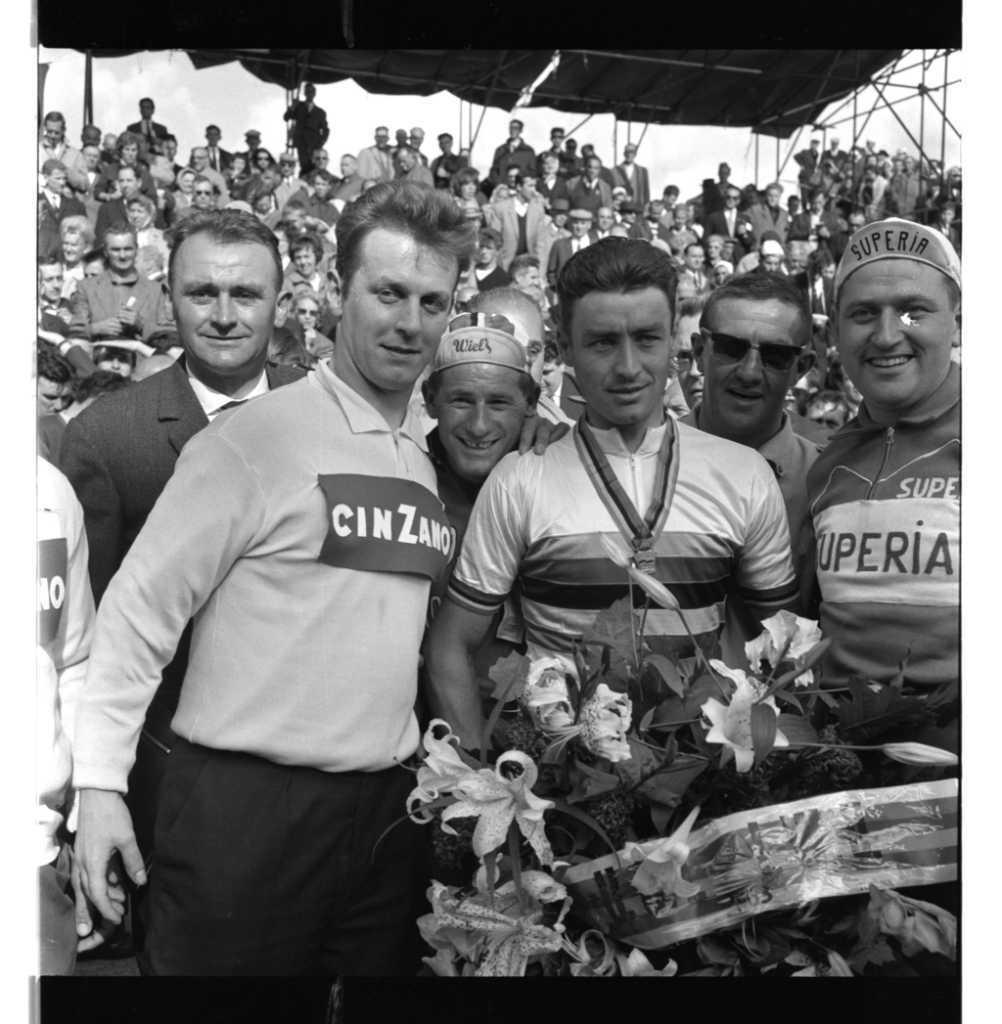 Beheyt World Champion in 1963
