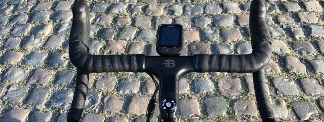 Bike On Cobbles