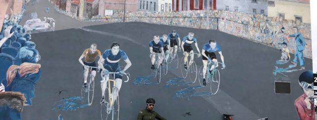 Wiggins Ronse Mural