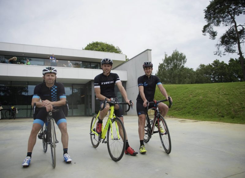 1 Sven Nys Cycling Center Start En Aankomst Golazo Kramon Be