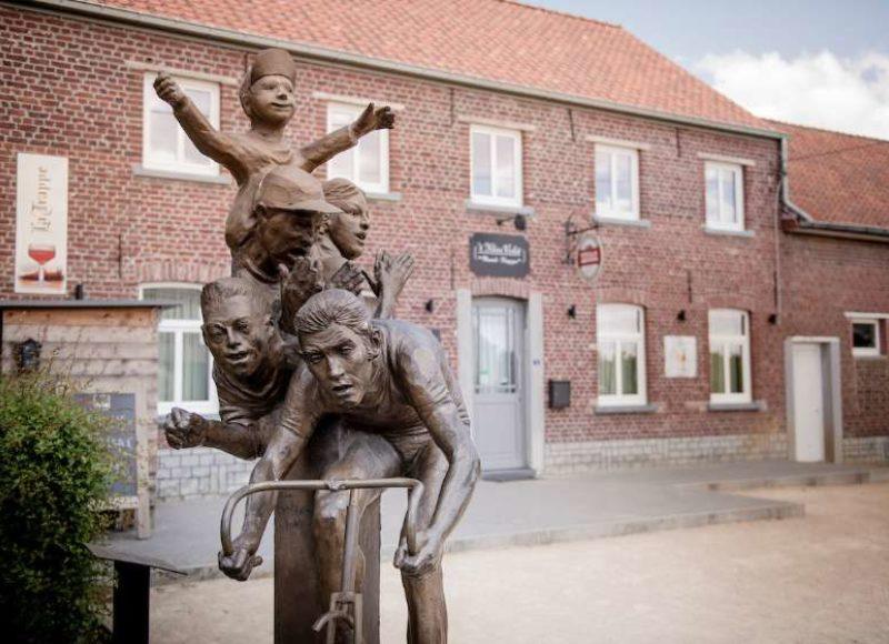 Eddy Merckx Statue