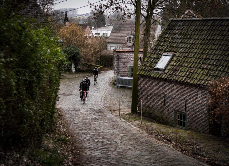 Wiggins In Flanders 35 Molenberg Huisjes Ii