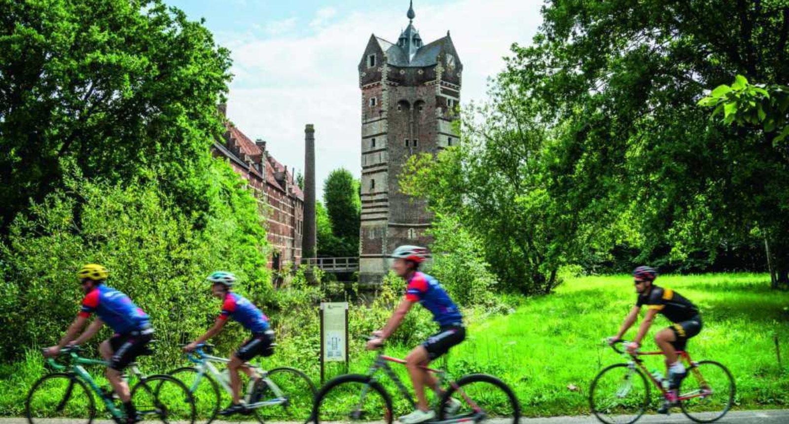 Sven Nys Cycling route donjon 9 Lander Loeckx min
