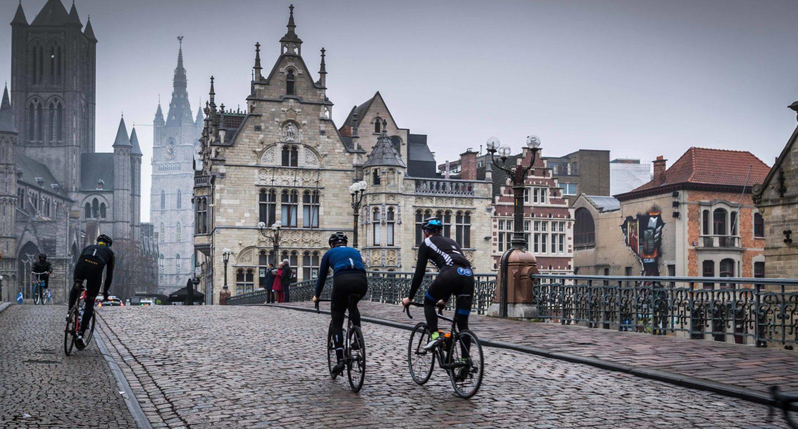 Wiggins In Flanders 20 Bw St Michielshelling Ii