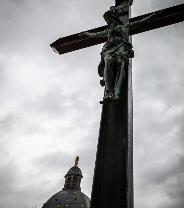 Bis Wiggins In Flanders 18 Bis Muur Moeder En Zoon