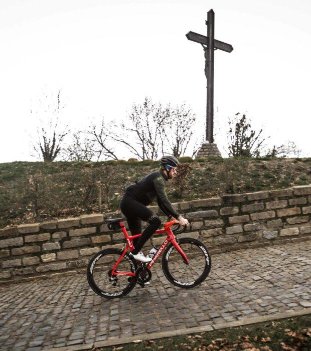 Bis Wiggins In Flanders 19 Bis Muur Wiggo Zij