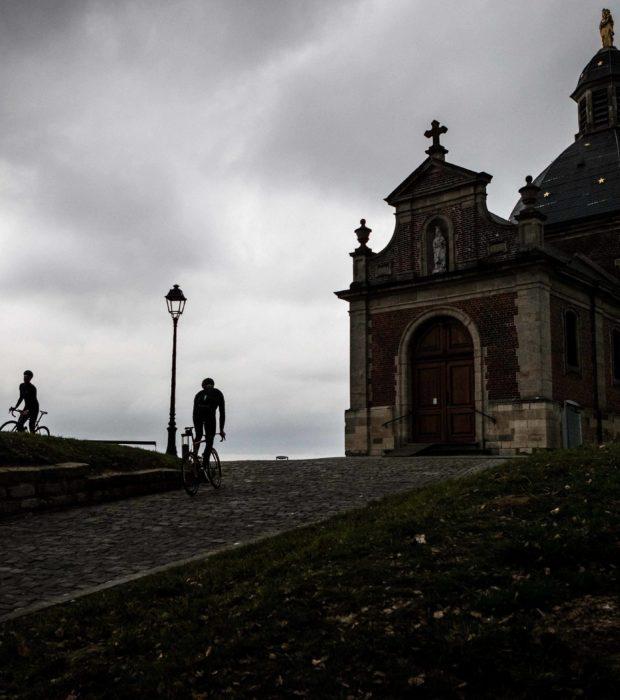 Bis Wiggins In Flanders 20 Bis Muur Dries Wiggo Tegenlicht