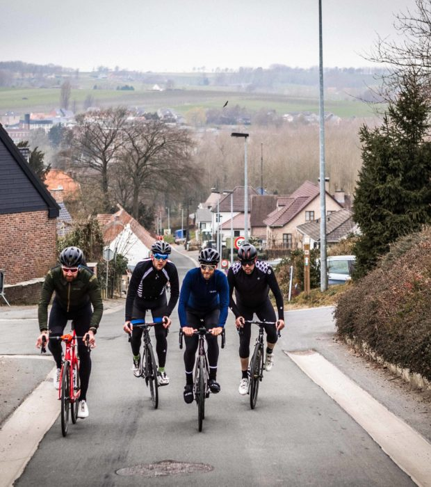 Wiggins In Flanders 55 Groepje Berendries