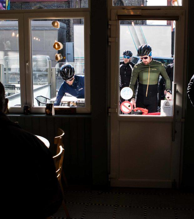 Wiggins In Flanders 67 Arrival Gidon